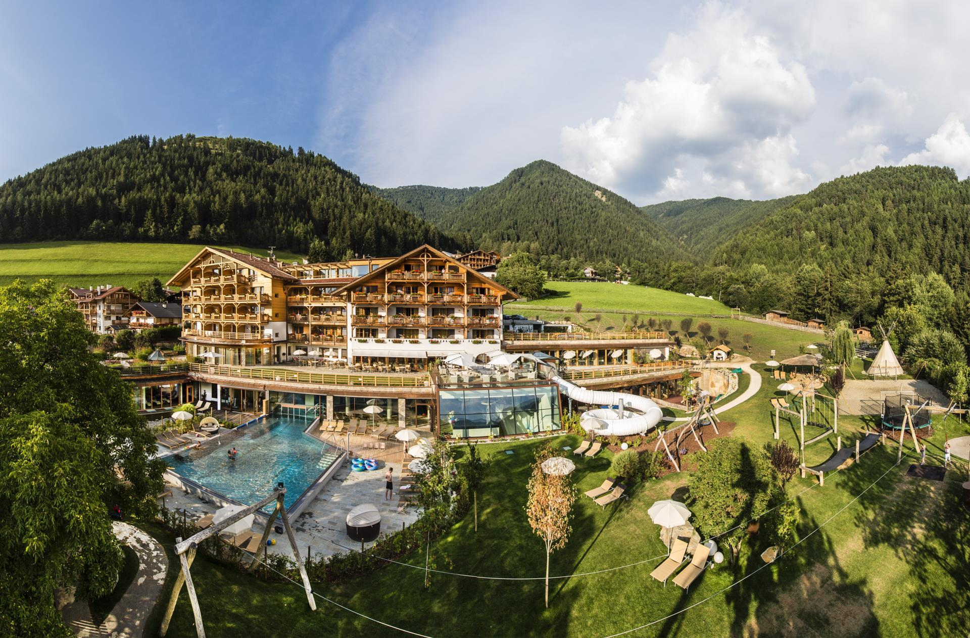 Accommodation In Luson Hotels Apartments Pension South Tyrol